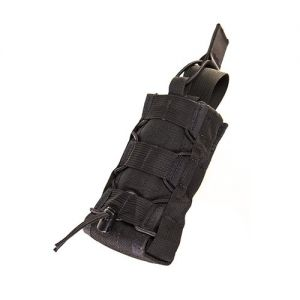 Safariland Adjustable Radio Pouch Tactical Black Duty Belt Mounted Pouch